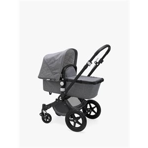 Cameleon3plus base black / grey melange - Bugaboo