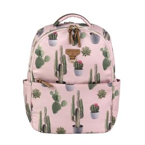Sac On-the-go Backpack Pink Cactus - Twelve Little