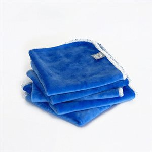 Blue Wipes Pack of 5 - LPO
