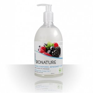 Filling Soothing Body Soap - Bionature
