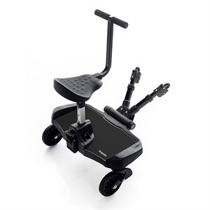 Ride-on board + Sit black - Bumprider